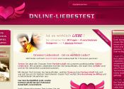 Online-Liebestest Affiliate program