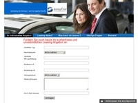 PKW-Leasing ohne Schufa Affiliate program