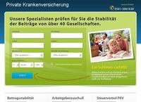 PKV Anfrage Partnerprogramm