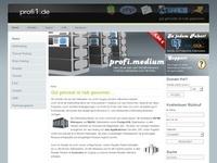 Profi1 Webhosting Partnerprogramm