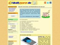 Rabattsparer Programa de afiliados