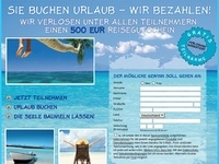 Reisegutschein GWS Affiliate program