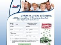 Rentengewinner Affiliate program