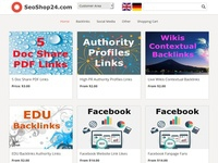 SeoShop24 Programa de afiliados