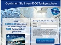 Tankgutschein Affiliate program