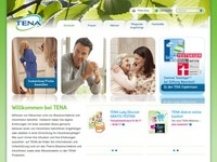 Tena Men Gratisprobe Affiliate program