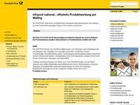 Versand kataloge gratis Partnerprogramm