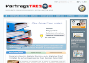 Vertragstresor Affiliate program