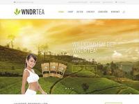 WNDRTEA Affiliate program