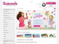 Wandtattoos von Beiwanda Affiliate program