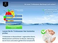 Trinkwasser Check Partnerprogramm