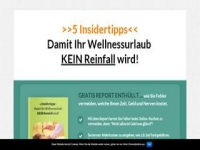 Wellnessurlaub Affiliate program