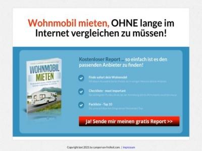 Wohnmobil Mieten Partnerprogramm