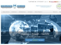Worldwide Inkasso Partnerprogramm