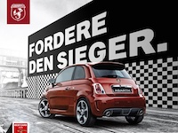 Abarth 595 Partnerprogramm