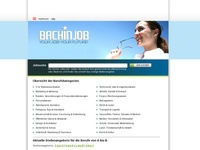 backinjob.at Partnerprogramm