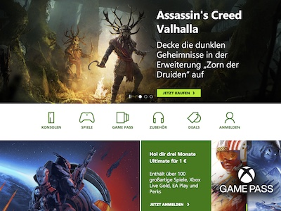 Xbox Store Partnerprogramm