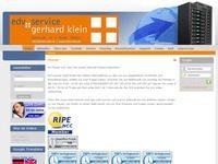 ded. Webserver Partnerprogramm