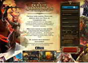 Duel of Champions  Partnerprogramm