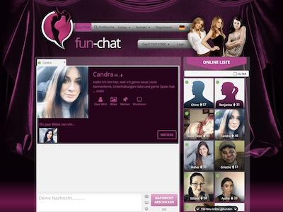 Fun Chat Affiliate program
