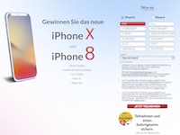 iPhone Gewinnspiel Affiliate program