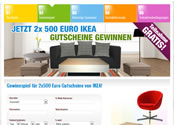 Ikea Gutschein Affiliate program