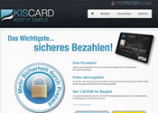 Kiscard Affiliate program