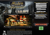 Lord of the Rings Affiliate program