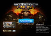 Mechwarrior Affiliate program