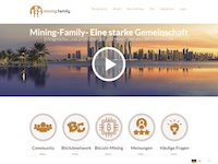 Mining PopDown Partnerprogramm