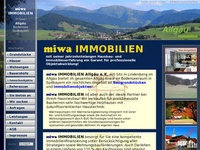 miwa IMMOBILIEN Affiliate program