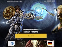 Runes of Magic Partnerprogramm