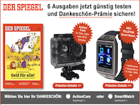 Spiegel Testabo Affiliate program