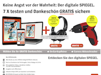 Spiegel Digital Gratis Affiliate program
