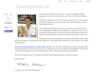 Trading Starter 24 Partnerprogramm