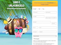 Urlaubsgeld Affiliate program