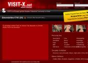 Visit-x Videochat Partnerprogramm