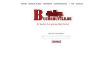 Buchshuttle Affiliate program