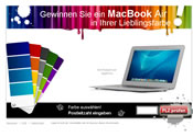 Macbook Gewinnspiel Affiliate program