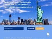 New-York Wochenende Affiliate program