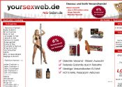 YourSexWeb - ErotikShop Affiliate program